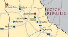... Apartments and houses for rent near Vilseck and Grafenwoehr in Germany