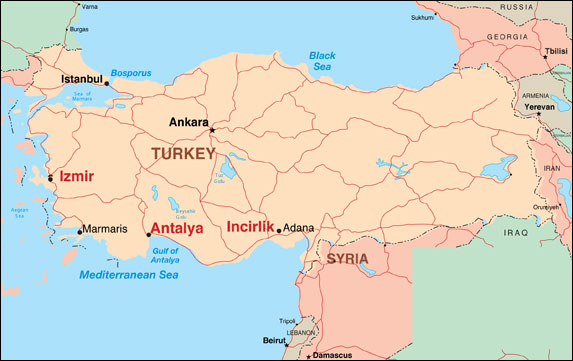 Turkey The Most Eastern Of All European Countries And The Most Western Of All Oriental Nations Contains More Traces Of Classical Antiquity Than Almost Any